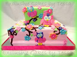 owl baby shower cake owl themed baby shower cake by exclusive cakes birthday cakes