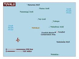 map of tuvalu the beautiful tuvalu islands attract travellers anyway despite