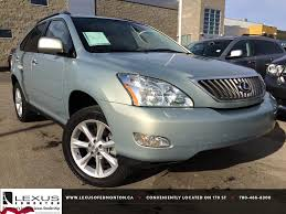 lexus pre owned deals pre owned gold 2008 lexus rx 350 4wd touring edition review
