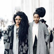71 best natural hair quann twins images on pinterest cipriana