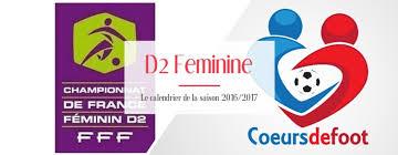 Calendrier Fdration Franaise De D2 Feminine Le Calendrier De La Saison 2016 2017 Révélé