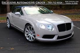 grey bentley 2015 bentley continental gtc v8 s stock 5nc041421 for sale near