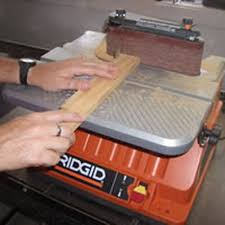 Ridgid Router Table Make A Spindle Sander From A Router Table Or Drill Press
