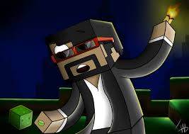 captainsparklez jerry captainsparklez by ishmanallenlitchmore on deviantart