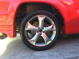 toyota camry custom tacoma rear disk brake conversion performance brakes unlimited