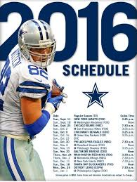 best 25 cowboys schedule for 2016 ideas on cowboys