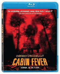 cabin fever movie 2002 amazon com cabin fever unrated director s cut rider strong