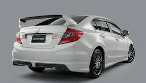 honda civic modified white search car