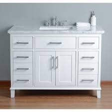 highland dunes caudill 48 single bathroom vanity set reviews