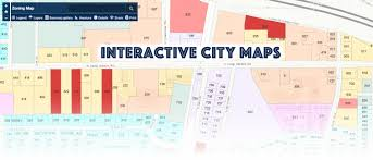 City Of Dallas Zoning Map by City Launches Interactive Maps City Of Duncanville Texas Usa