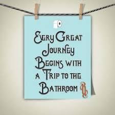 Bathroom Quotes For Walls Funny Bathroom Art Sign Bathroom Wall Decor Bathroom Quote