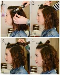braid tutorials for short hair