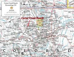 Blm Maps Colorado by Carter Creek Ranch U2022 Mirr Ranch Group