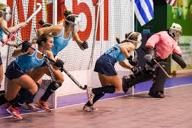 Floor Hockey Pictures by Uru V Usa Round Robin 2017 Indoor Pan American Cup Women