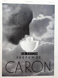 Le Journal Du Parfum Caron Perfume Ad 1933 Parfum Vintage Poster Caron Original Art