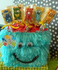 Monster Valentine Box Decorating Ideas by Monster Bash Themed Birthday Party Monster Theme Party Ideas