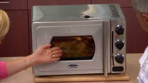 Wolfgang Puck Toaster Dinner Is Simple And Easy The Wolfgang Puck Pressure Oven Youtube