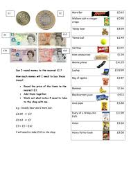 multiplying amounts of money by emmacottrell teaching resources
