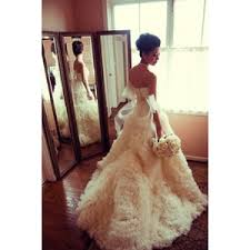 Used Wedding Dress Vera Wang Wedding Gowns Polyvore