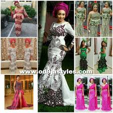 Latest Trends by Recent And Trend Setting Aso Ebi Styles Od9jastyles Latest Trends