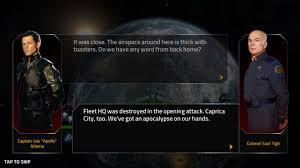 Toaster Battlestar Galactica App Diary Asphalt Xtreme Battlestar Galactica Squadrons Super