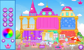 My Home Decoration Games Princess Doll House Android Apps On Google Play