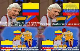 Memes De Peru Vs Colombia - per禳 vs colombia los memes ya hacen de la suyas viral