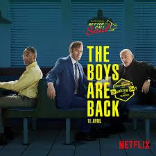 Serien Wie Breaking Bad Serie Better Call Saul U2013 3 Staffel U2013 M Ae N N E R T R Ae U M E