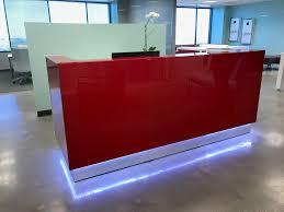 Modern Reception Desks by Reception Desks Furniture Design Modern Office Salon