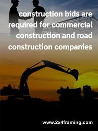 Commercial Landscaping Bids by 4 Steps To A Successful Residential Bid Every Construction Manager