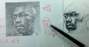ballpoint pen portrait drawing demo u0026 tips youtube