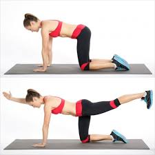 Table Top Exercise by 7 Exercises That Can Transform Every Part Of Your Body In 4 Weeks