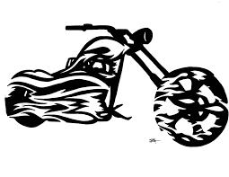 tribal motorcycle tattoos