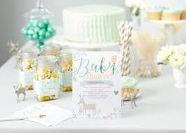 themed baby shower 3 wildly animal themed baby shower ideas shutterfly