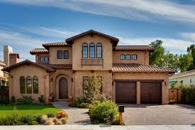 exterior of homes designs spanish style spanish and house