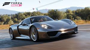 minecraft sports car porsche coming to forza horizon 2 and forza motorsport 6 gamer
