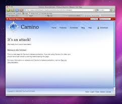 camino browser camino features