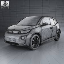 bmw i3 2014 bmw i3 2014 by humster3d 3docean