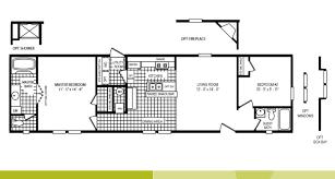 2 Bedroom Single Wide Floor Plans Bedroom Single Wide Mobile Home Floor Plans Kaf Mobile Homes