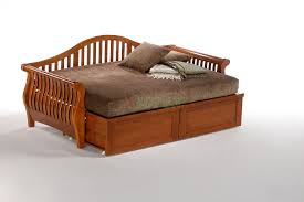 twin size daybed with trundle night and day nightfall daybed shop trundle daybed xiorex