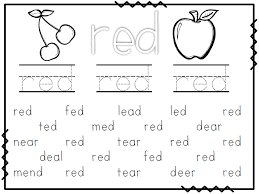 color by word worksheets worksheets