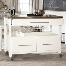 kitchen island cart with stools modern kitchen cart walmart image apoc by finest white