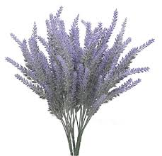 lavender bouquet artificial flocked lavender bouquet in purple flowers arrangements