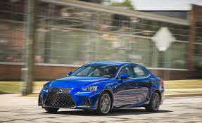 lexus is update 2017 lexus is in depth model review car and driver