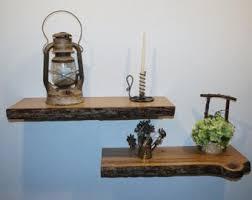 Floating Shelves Rustic by Top 25 Best Oak Floating Shelves Ideas On Pinterest Inset Log