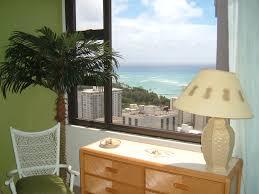 ocean view cheap hawaii vacation rentals at waikiki banyan