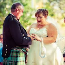 celtic wedding peta michael celtic wedding coast queensland