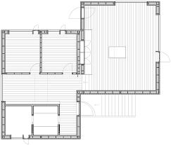 vega cottage by kolman boye architects references weathered