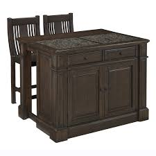black kitchen island with granite top home styles 5029 948g prairie home kitchen island with granite top