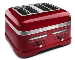 Red Kettle And Toaster Kitchenaid Pro Line 4 Slice Toaster Williams Sonoma